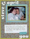 Steve and April