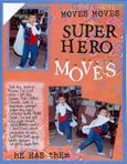 Superhero Moves