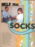 Help Me With My Socks